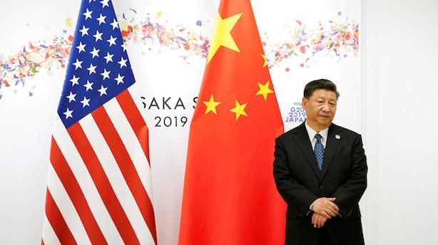 Kina indfører straftold på 500 mia kr på amerikanske varer
