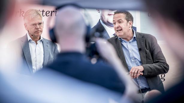 Vogelzang: Ledelsesrokade skal ramme Danske Banks toplinje