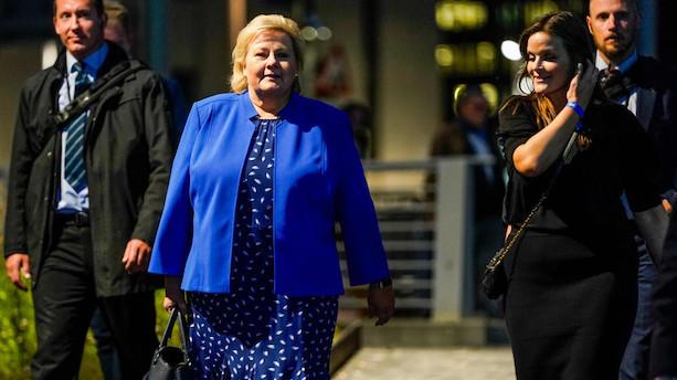 Gamle partier får vælgerlussing ved norsk lokalvalg