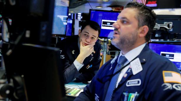 Aktietendens i USA: Grønt marked kigger fremad efter opblødning i handelskrig