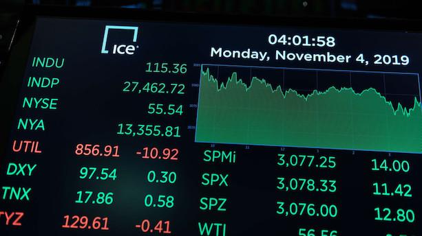 Nordnet følger i hælene på bankerne og indfører negative renter