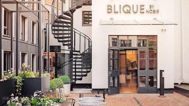 Få et Instagram-venligt Blique på Stockholm