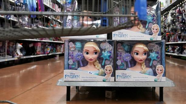 Mattels overskud overrasker trods juleproblemer for Barbie