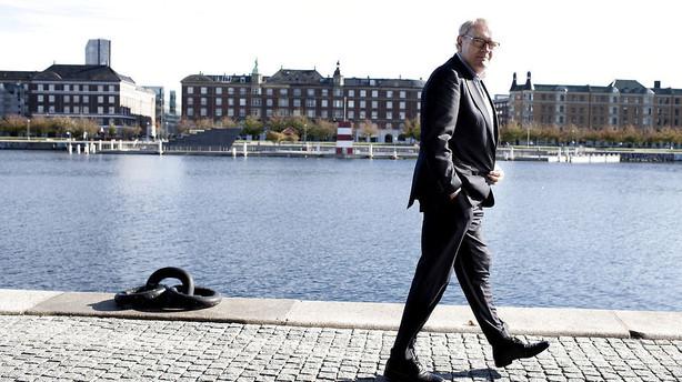 Bestyrelseskonge forlader bordenden i Sund & Bælt