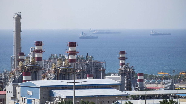 Mærsk er parat til at byde på olieprojekt i Iran