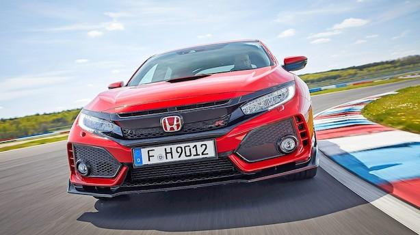 Vild Honda ser ud som om, den er tegnet af et barn
