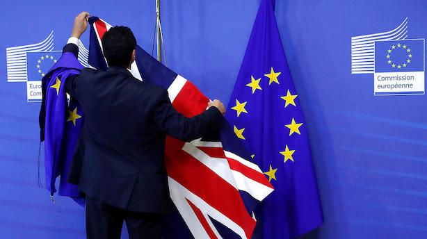 Britisk centralbankleder advarer om ekstra arbejdsbyrde efter brexit