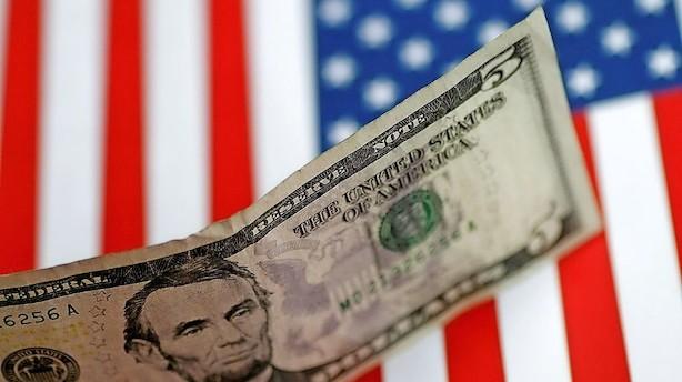Nu skylder USA 20.000.000.000.000 dollar væk
