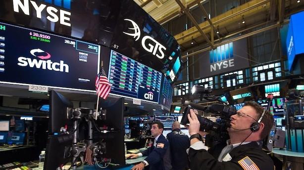 USA: Store bankregnskaber tager fokus i ventet negativ start