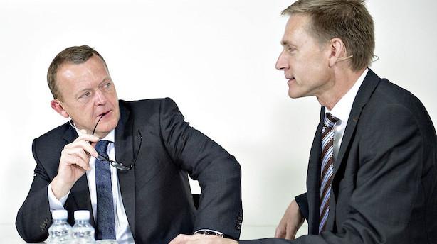 """""""Når man så får sovet på det, tror jeg, man kan se, at det Dansk Folkeparti har foreslået, er det mest rigtige"""""""