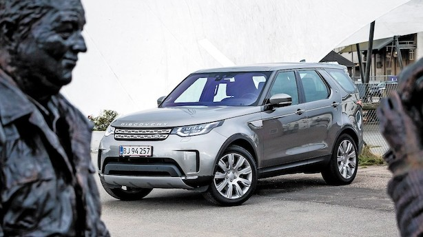 Test: Land Rover Discovery kan (næsten) alt