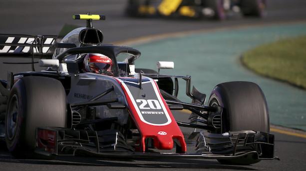 Magnussen med bedste kvalifikation i fire år: Starter som femmer i Australien