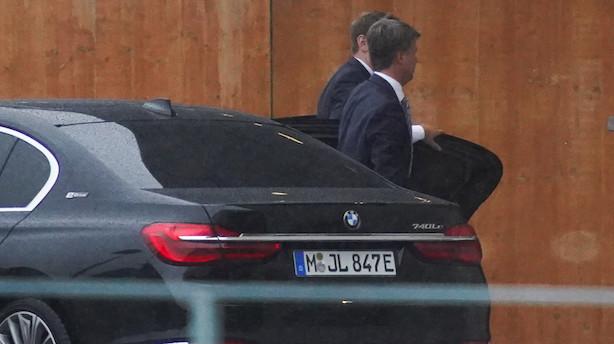 Aktier: Flest plusser i Europa men BMW sendt til tælling af nedjustering