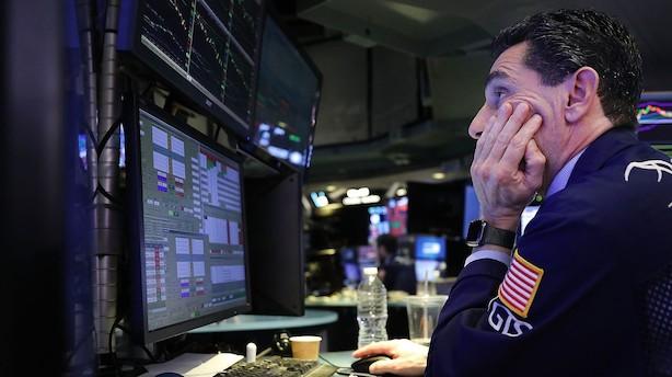 Aktiestrateg om kraftige fald: Slap af, det går over igen