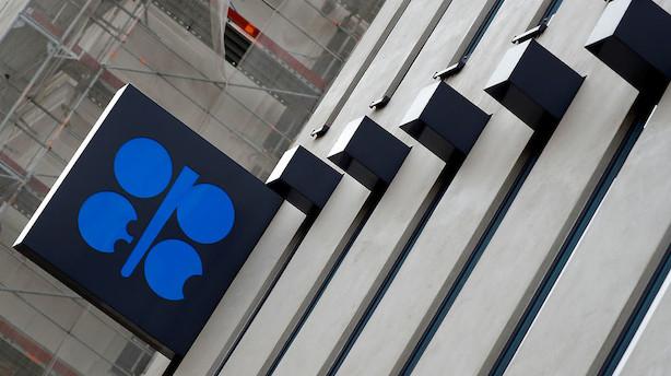 Råvarer: Olieprisen støt stigende - Opec reducerer produktionen