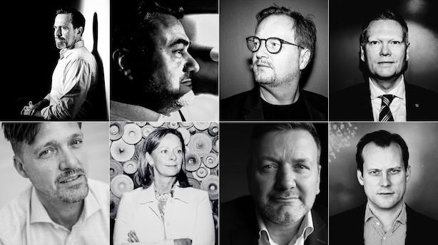 Danske chefer taler ud: Sådan blev vi ledere