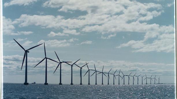 Afdækning finder voldsomt havvindmøllepotentiale i Danmark