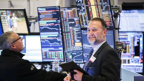 Aktieåbning: FLSmidth i top i positivt marked drevet af USA