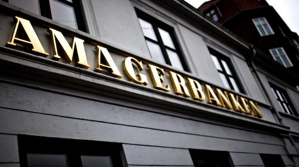 Forsikringskæmpe betaler knap 100 mio kr til Finansiel Stabilitet efter Amagerbank-sagen