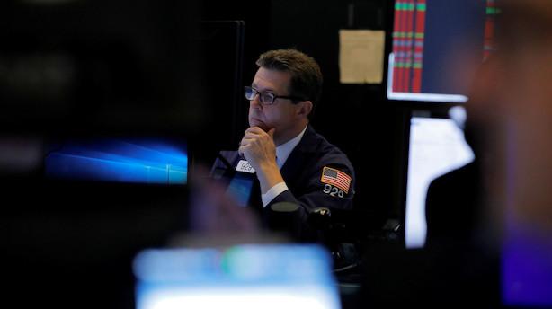 Aktiestatus i USA: Futures peger ned - usikkerhed om handelsforhandlinger