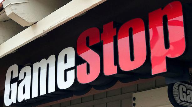 Gamestop får solide kursklø efter nedjustering og skuffende tal