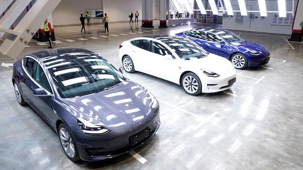 Aktieåbning i USA: Tesla banker op i positive markeder