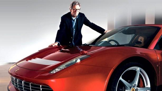 Byg din helt egen Ferrari - a la Eric Clapton