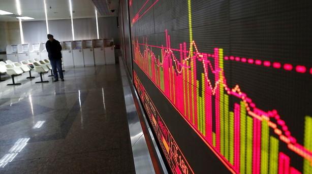 Aktier: P�ne stigninger i Asien men Kina sp�ger