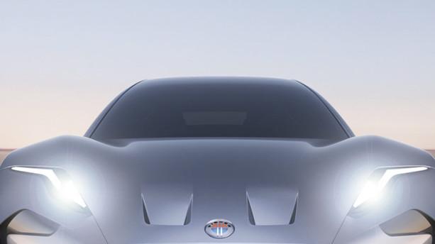 Henrik Fisker afslører dansk-designet rival til Tesla S