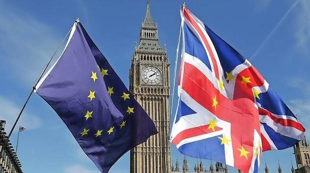 Brexit-smæk til britisk økonomi: Detailsalget er ved at kollapse