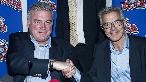 Lars Seier satser på sushi og steaks for at hive virksomheder til VM ishockey