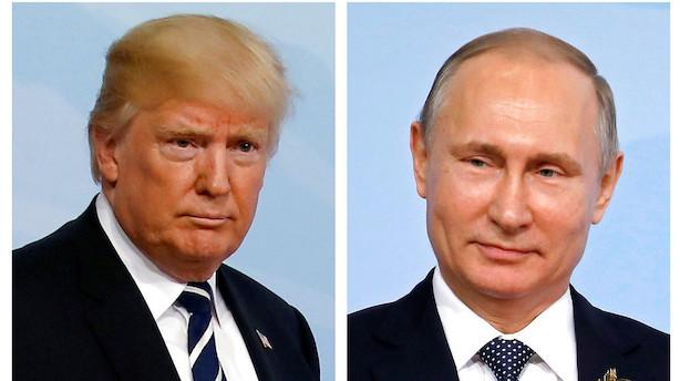 Trump afviser møde med Putin ved asiatisk topmøde