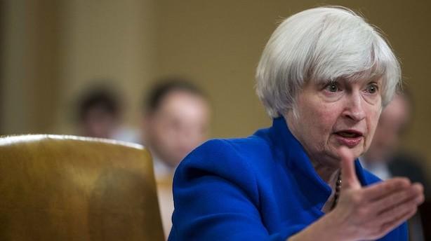 Janet Yellen trykker på aftrækkeren og hæver renten for tredje gang i 2017