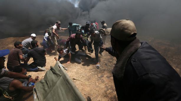 USA blokerer for FN-opfordring til undersøgelse af Gaza-vold