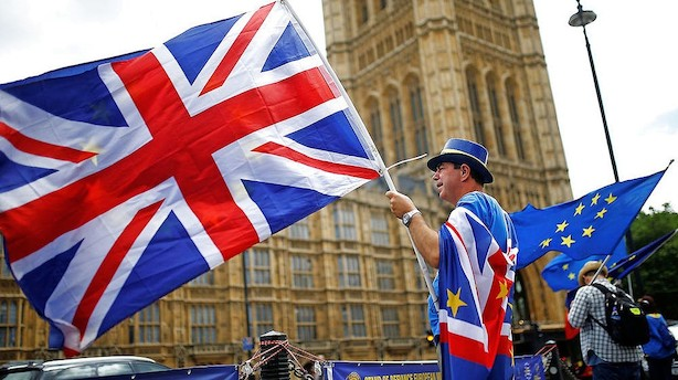Vil du blive i London efter brexit? Ok, men det koster 550 kr