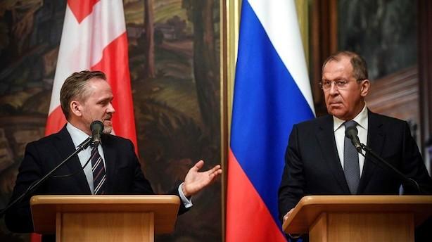 Med ny rute kan Samuelsen ikke røre omstridt russisk gasledning: Men ministeren er tavs