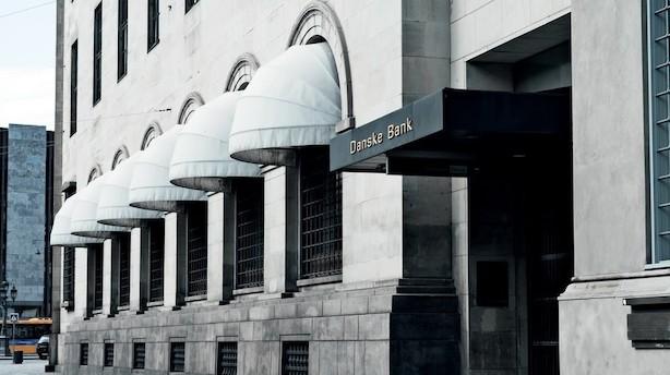 Wall Street Journal: Danske Bank under lup i USA - aktien falder