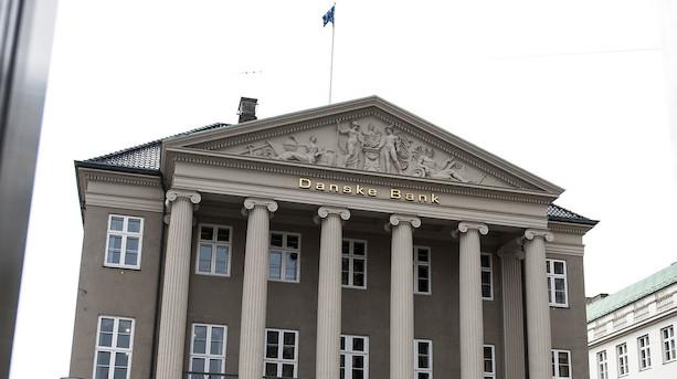"""Analytiker om Danske Bank-stigning: """"Det, der har kørt kursen ned, er jo i særdeleshed frygten for en massiv mia-bøde for hvidvask"""""""