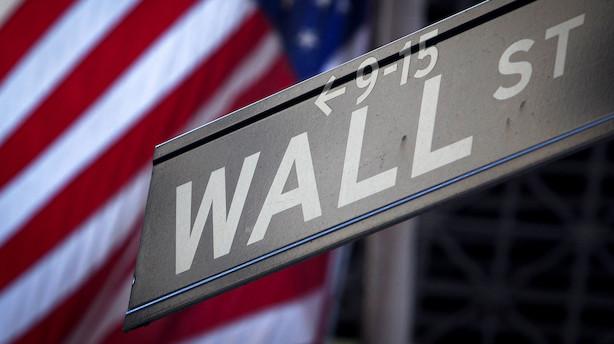 Aktierne vendte rundt i USA og lukkede i plus: Har dog stadig kurs mod dårligste december i 87 år