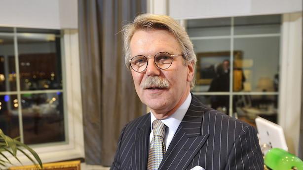 Analytiker om Nordeas formandsfarvel: Der har været en del imagemæssige udfordringer