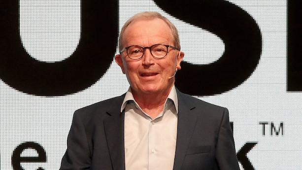 Kjeld Kirk Kristiansen træder ud af Legos bestyrelse