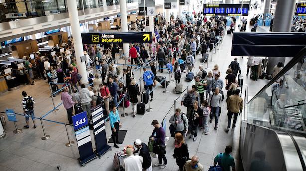 Skærpet bod og påbud til SAS-bagageansatte