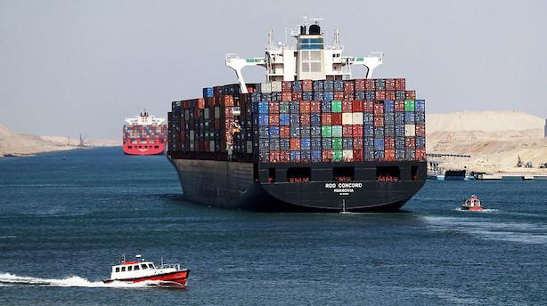 Klimamål kan koste shippingsektoren 1400 mia. dollar