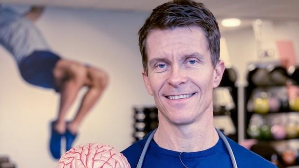 Du kan bevæge dig til bedre hukommelse og nye nerveceller