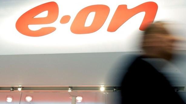 Aktier: Tyske energiselskaber banket ned