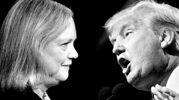 Republikanske topchefer vil rejse penge til at stoppe Trump
