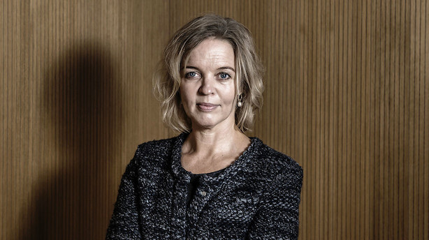 TDC's Pernille Erenbjerg kåret som årets kvindelige bestyrelsestalent