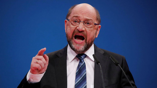 Martin Schulz dropper udenrigsministerjob i ny tysk regering