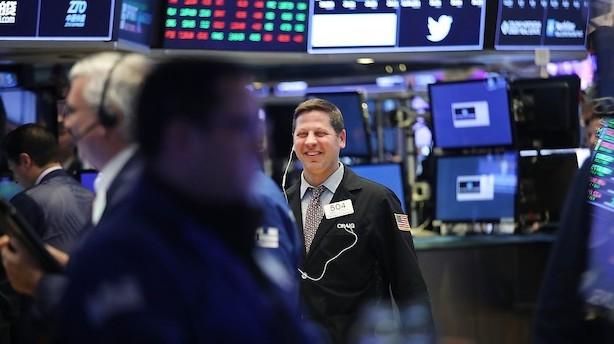 Mens du sov: Optimismen vender tilbage på de globale aktiemarkeder