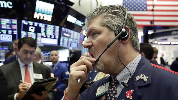 USA-nøgletal sendte danske aktier ned - dollar styrkes